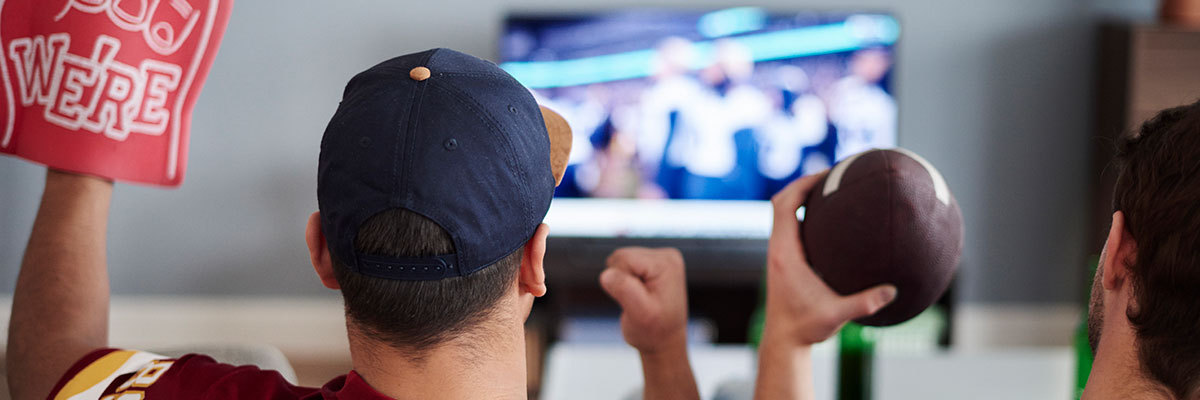 watching super bowl on new tv deal